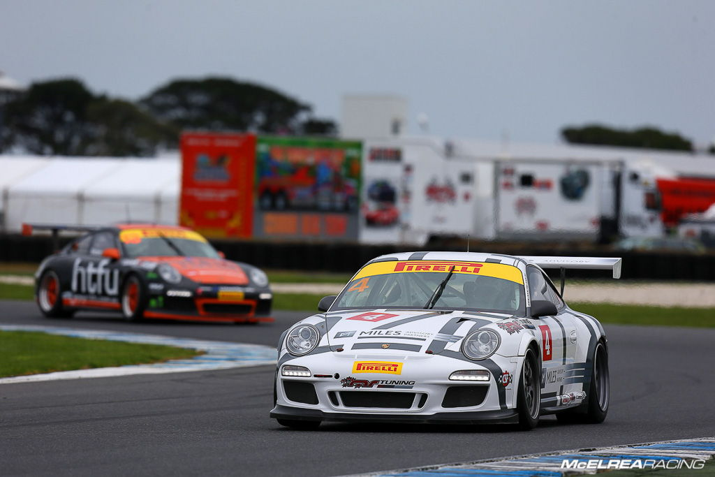 Tim Miles at Phillip Island