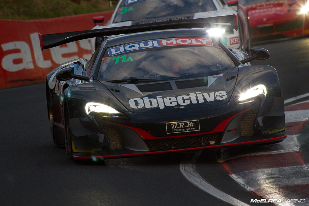 McElrea Racing at the Bathurst 12 hour 2017