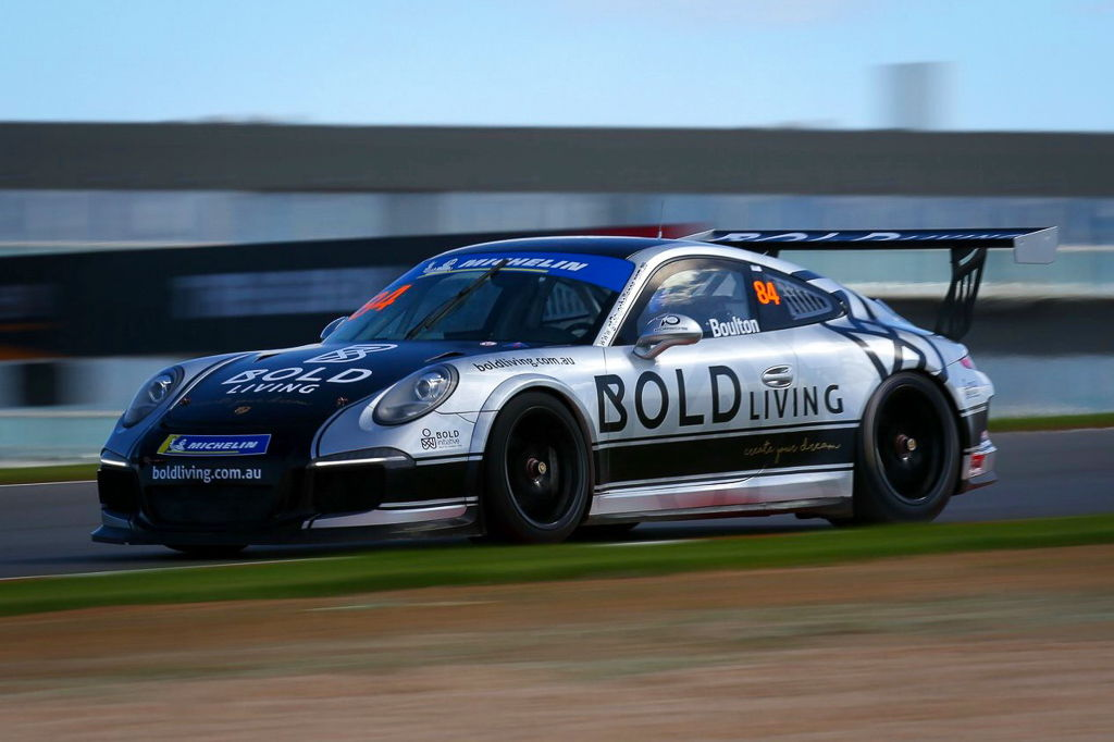 Brett Boulton with McElrea Racing at Tailem Bend