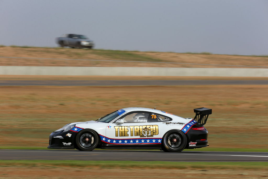 Michael Hovey with McElrea Racing at Tailem Bend