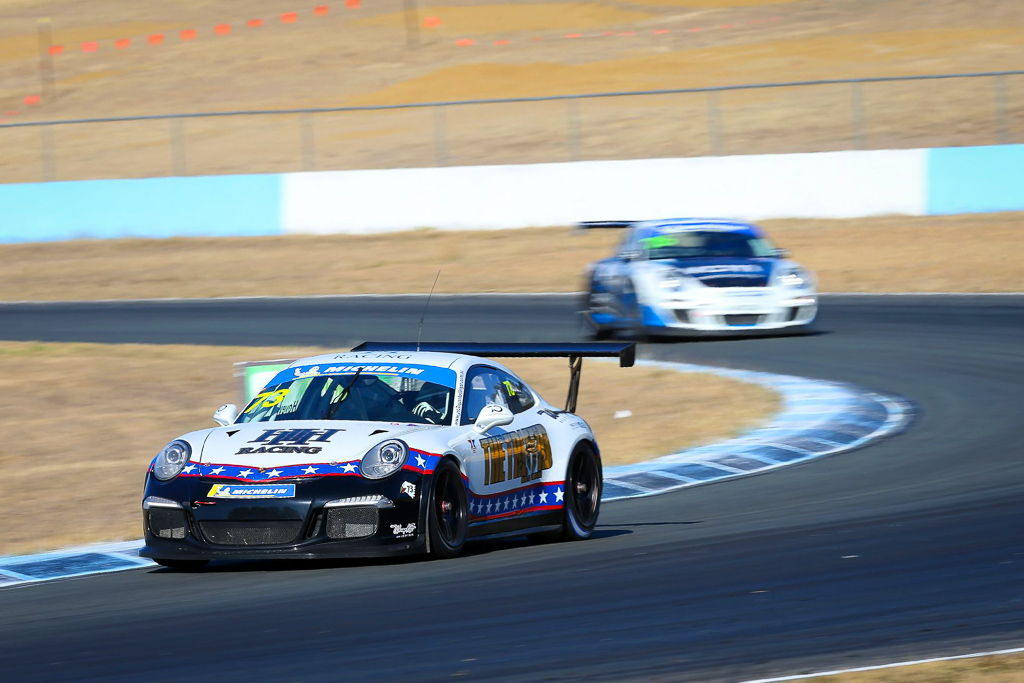 Michael Hovey with McElrea Racing at Queensland Raceway