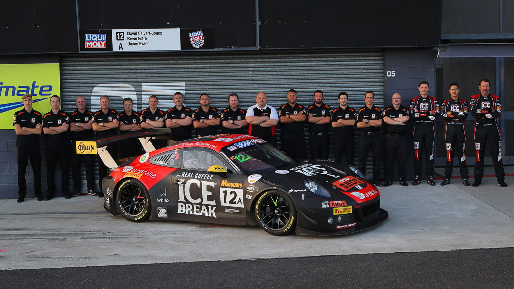 McElrea Racing at the Bathurst 12 hour 2019