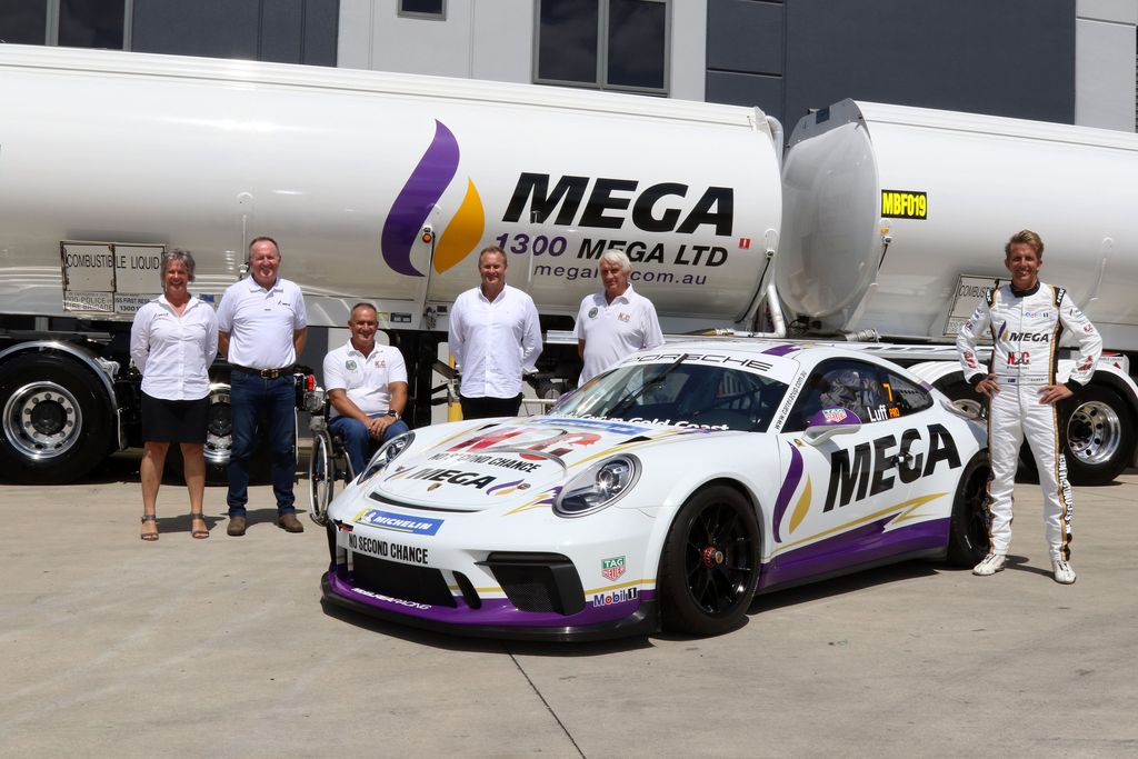 MEGA-backed McElrea Porsche