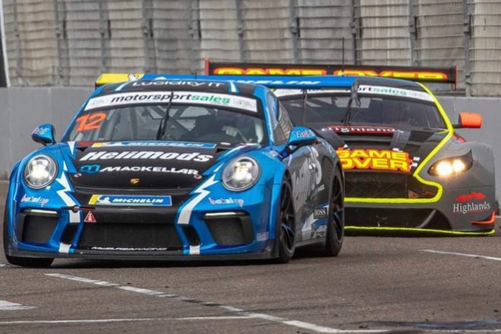 Harri Jones won the final race of the weekend making him the outright winner of the Tin Tops Event in Townsville